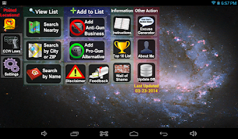Screenshot of Posted! - Carry List Anti-Gun
