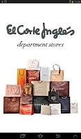 Screenshot of El Corte Inglés Dept. Stores