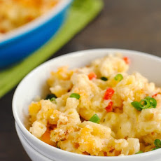Ranch and Pimento Mac & Cheese