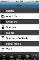 Screenshot of Zebra Room