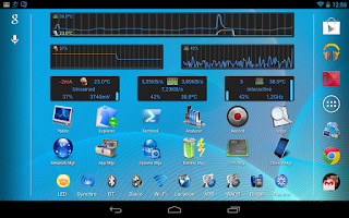 Screenshot of Android Tuner Pro