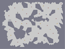 Thumbnail of the map 'crystallised'