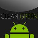GO SMS Clean Green Theme icon