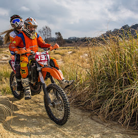 The Lift by Katherine Otty - Sports & Fitness Motorsports ( offroad riding, fun, enduro, ktm, dirt bikes,  )