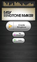 Screenshot of Easy Ringtone Maker