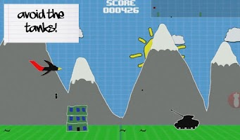 Screenshot of Doodle Bomber stickman war