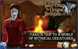 Screenshot of Tales from the Dragon Mountain
