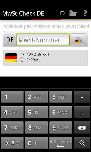 MwSt-Check DE