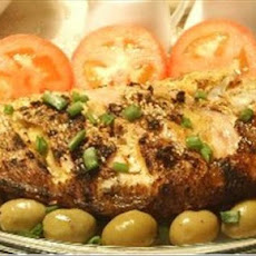 Broiled Fish With Lemon Grass