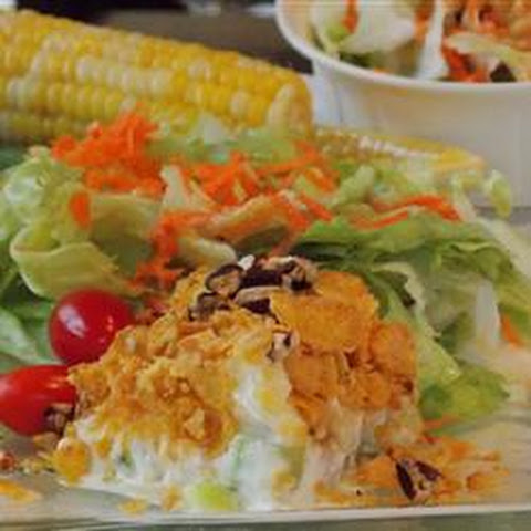 Hot Turkey Salad