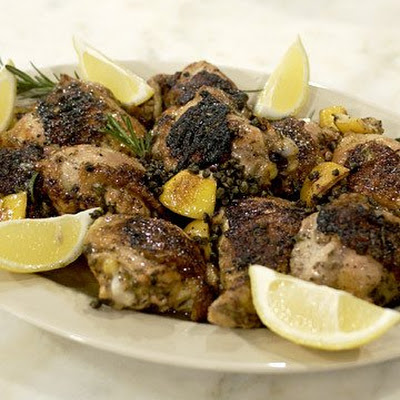 Margot's Lemon Chicken