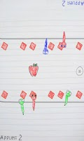 Screenshot of Scribble Worm