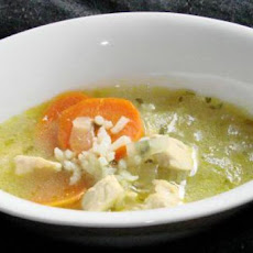 Cure My Cold! Chicken Soup