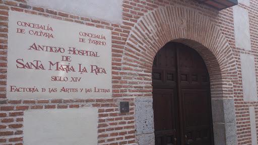 Antiguo Hospital De Santa María La Rica