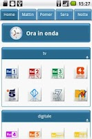 Screenshot of Guida Tv Free
