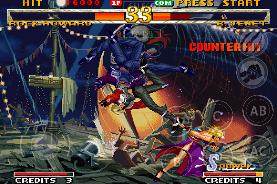 GAROU: MARK OF THE WOLVES Screenshot 10