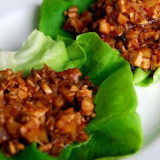 Healthy Chicken Lettuce Wraps Recipes