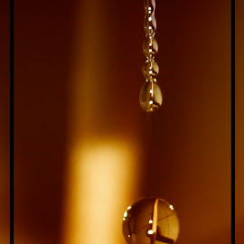 Drop.... by Prosenjit Ghosh - Abstract Water Drops & Splashes