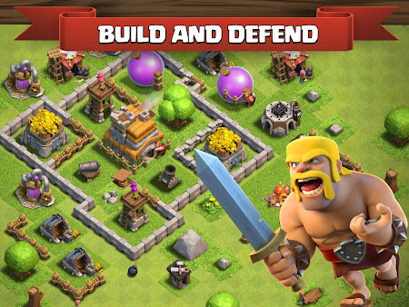 Clash of Clans 8.551.24 screenshot 576830
