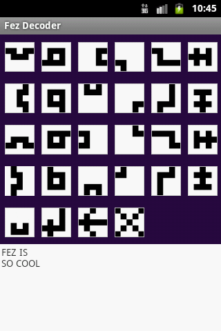 Fez Decoder