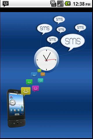 SMS TimeKeeper