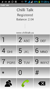 ChilliTalkBD - screenshot