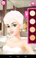 Screenshot of Prom Princess Make Up