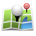 Map Caddie Golf GPS icon