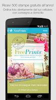 Screenshot of Free Prints - Stampe Gratis