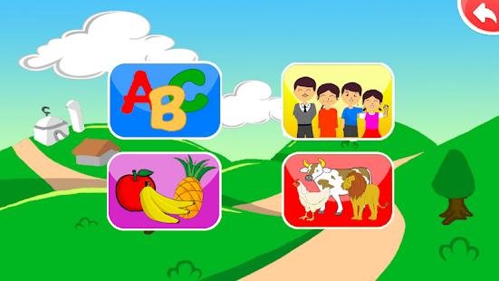 ABC Belajar Membaca- screenshot thumbnail
