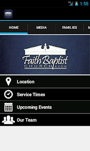 Faith Baptist Church of Avon - screenshot