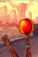 Screenshot of Spin the Ball