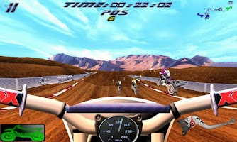 Screenshot of Ultimate MotoCross 2 Free