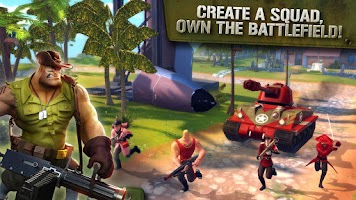 Screenshot of Blitz Brigade - Online FPS fun