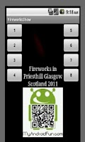 Screenshot of Fireworks Show