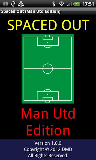 Spaced Out Man Utd