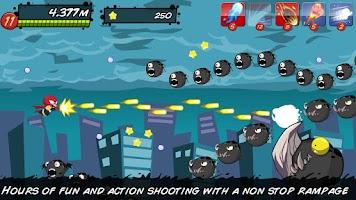 Screenshot of ST Earth Monster Alien Shooter