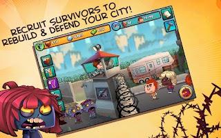 Screenshot of No Zombies Allowed