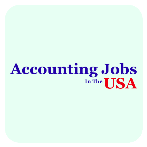 Accounting Jobs In The USA LOGO-APP點子