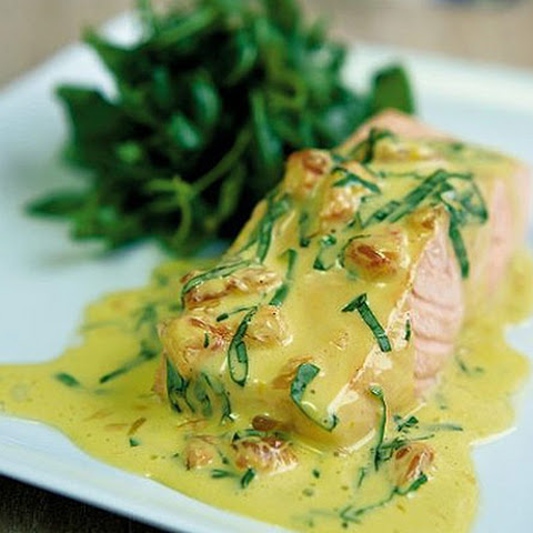 Poached Salmon Salad Recipes