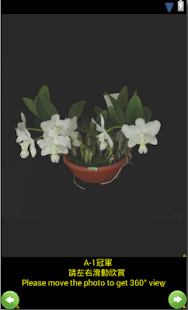 A組蘭花展冠軍_Orchid_2014 - screenshot