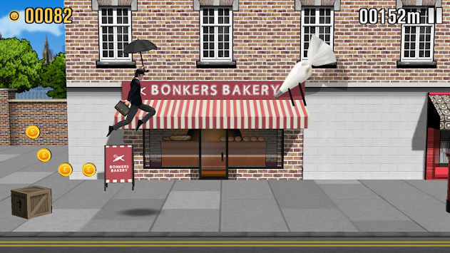 The Ministry of Silly Walks apk screenshot