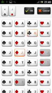 poker range calculator