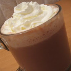 Dave's Peanut Butter Hot Chocolate