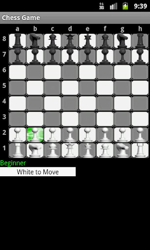 國際象棋遊戲