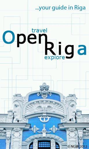 OpenRiga City Guide