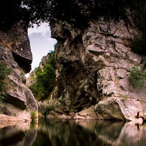 Cabril do Ceira by Nuno Miguel Valente - Landscapes Waterscapes ( cabril, rio ceira, serra da lousã, lousã, ceira, serpins, coimbra nature,  )