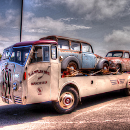 by Jimi Neilson - Transportation Automobiles