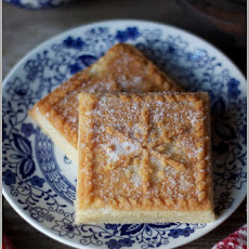 English Shortbread Cookies