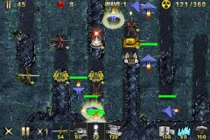 Screenshot of Tank Defense Games